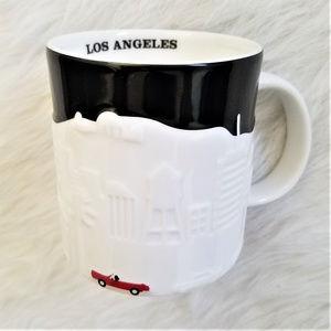 Starbucks Collector Series Mug Los Angeles- NWOT